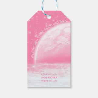 Kundengebundene Liebe Sie zum Mond-u. Geschenkanhänger