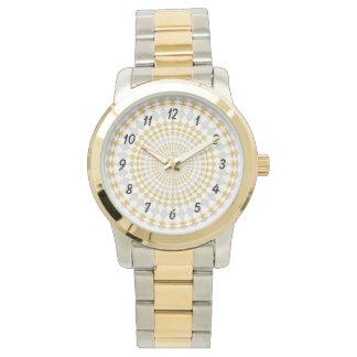Kundengebundene Schatten der Uhr 2 - Diamantmuster