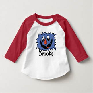 Kundengebundenes niedliches Monster-Shirt T-Shirt