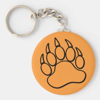 Kundengerechte Bärenpranke-Schlüsselkette Schlüsselanhänger