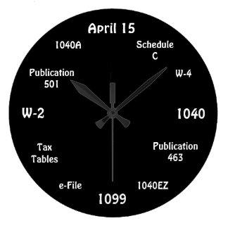 Kundengerechte Buchhalter-Uhr - Steuer-Stempeluhr Große Wanduhr