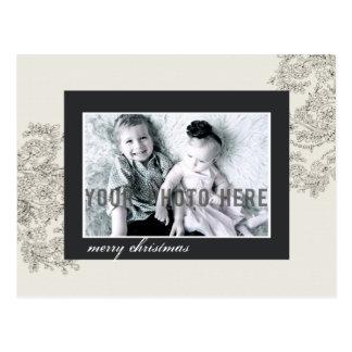 Kundengerechte doppelseitige Foto-Postkarte Postkarte