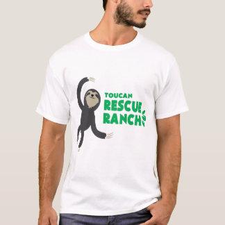 Kundengerechte drei Toed Trägheits-T-Stück T-Shirt