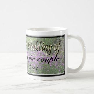 Kundengerechte Gastgeschenk Hochzeit Tasse
