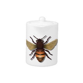 Kundengerechte gelbe Hummel-Biene