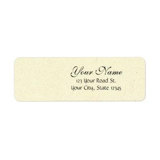 Kundengerechte Hochzeits-Einladungs-Sets Kleiner Adressaufkleber