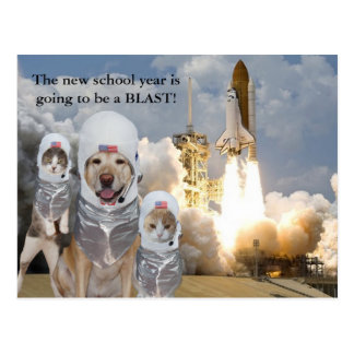 Kundengerechte Lehrer-Postkarte für neues Postkarte
