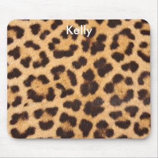 Kundengerechte Leopard-Mausunterlage Mauspads