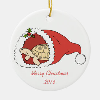 Kundengerechte russische Schildkröten-Verzierung Rundes Keramik Ornament