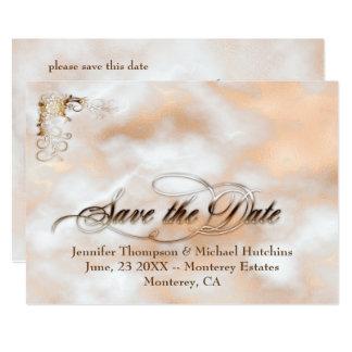 Kundengerechte Save the Date Karte