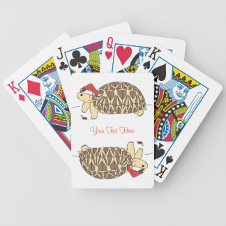Kundengerechte Stern-Schildkröten-Spielkarten Bicycle Spielkarten