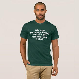 Kundengerechte Transplantations-mieser T - Shirt