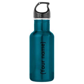 Kundengerechte Wasserflasche