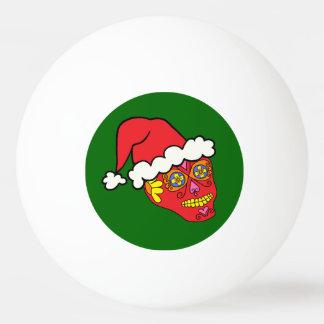 Kundengerechte Zuckerschädel Weihnachten Sankt Tischtennis Ball