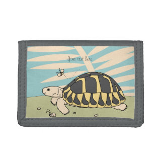 Kundengerechten Hermanns Schildkröten-Geldbörse
