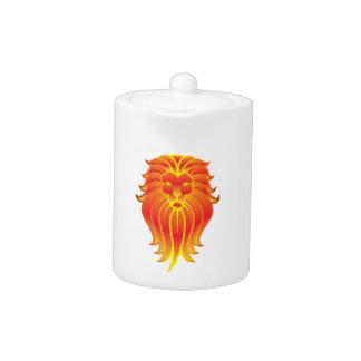 Kundengerechter Feuer-Löwe-Tierkreis-Löwe