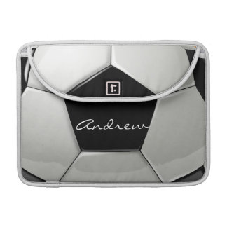 Kundengerechter Fußball-Fußball MacBook Pro Sleeve