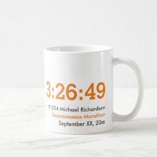 Kundengerechter Marathon-Läufer Tasse