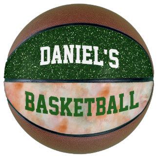 Kundengerechter personalisierter basketball