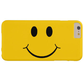 Kundengerechter Retro smiley Barely There iPhone 6 Plus Hülle