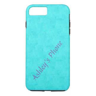 Kundengerechter Telefonkasten -- Robins Ei-Blau iPhone 8 Plus/7 Plus Hülle