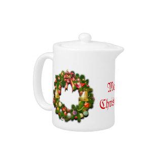 Kundengerechter WeihnachtsKranz