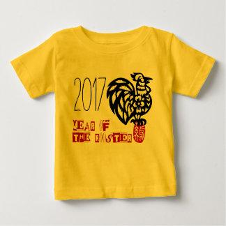 Kundengerechtes Grafik-Baby T-Stück 7 des Baby T-shirt