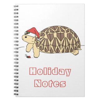 Kundengerechtes Stern-Schildkröten-Notizbuch Notizblock