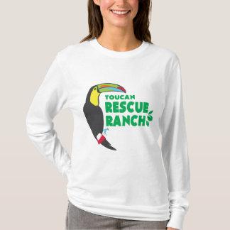 Kundengerechtes Toucan T-Stück T-Shirt