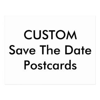 Kundenspezifisch Save the Date Wedding Postkarten