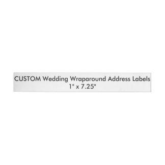 Kundenspezifische Adressband