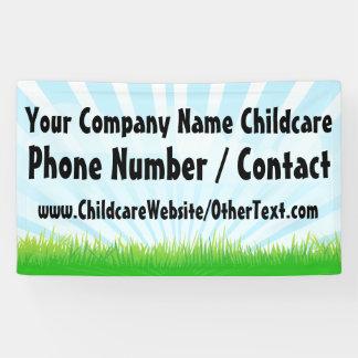 Kundenspezifische Banner