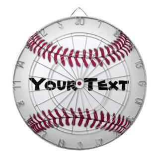 Kundenspezifische Baseball-Dartscheibe Dartscheibe