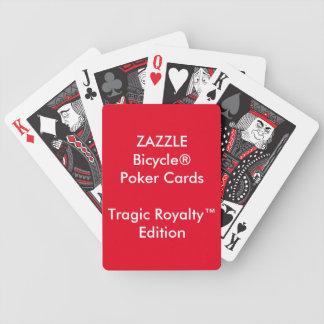 Kundenspezifische Bicycle® Bicycle Spielkarten
