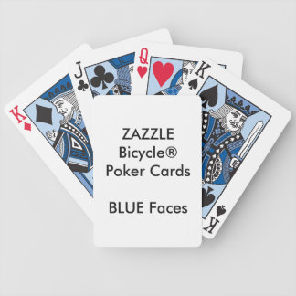 Kundenspezifische Bicycle® Poker-Spielkarten Bicycle Spielkarten