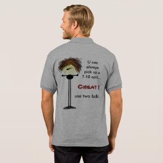 Kundenspezifische Bowlings-T - Shirtgeschenke Poloshirt