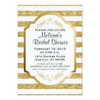 Kundenspezifische Brautparty-Einladung, 12,7 X 17,8 Cm Einladungskarte