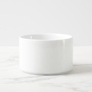 Kundenspezifische Chili-Schüssel Kleine Suppentasse
