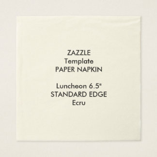Kundenspezifische einfache papierservietten