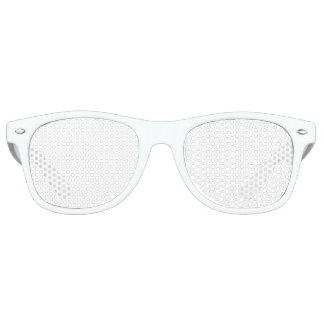 Kundenspezifische erwachsene Party-Schatten Sonnenbrille