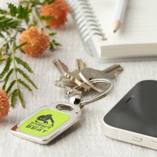Kundenspezifische Farb- u. Monogrammschlüsselkette Schlüsselanhänger