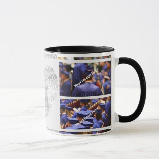 Kundenspezifische Foto-Collagen-Tasse Tasse