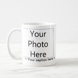 Kundenspezifische Foto-Tasse (linkshändig) Tasse