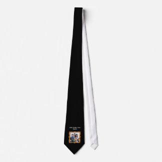 Kundenspezifische Foto-Vatertags-Krawatten Individuelle Krawatte