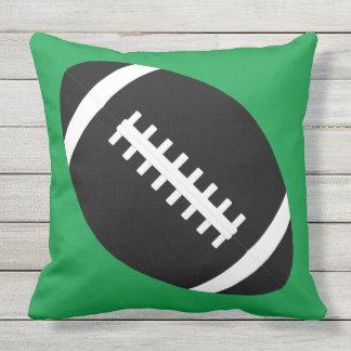Kundenspezifische Fußball-Team-Farbkissen-Kissen Kissen