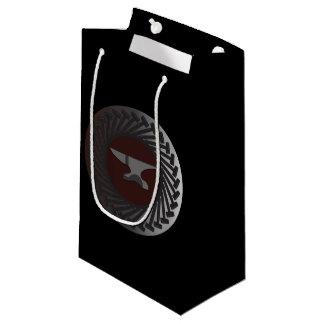Kundenspezifische Geschenk-Tasche - AMBOSS u. Kleine Geschenktüte