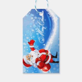 Kundenspezifische Geschenk-Umbauten frohe Geschenkanhänger