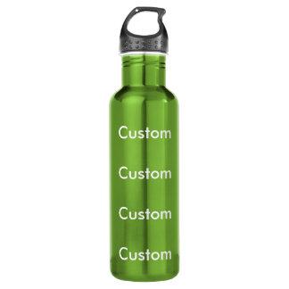Kundenspezifische GRÜNE Wasser-Flasche des Trinkflasche