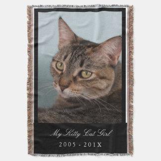 Kundenspezifische Haustier-Decke - Ihr Decke