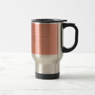 Kundenspezifische Hochzeits-Einladungen Kaffee Haferl